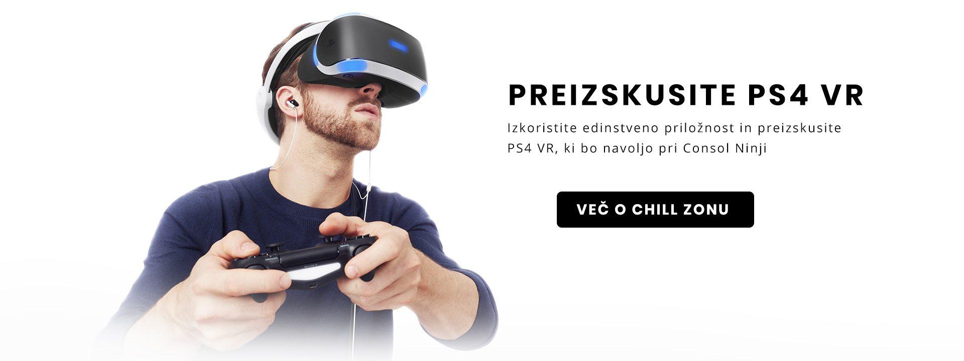 Testiraj PS4 VR na StarFallu