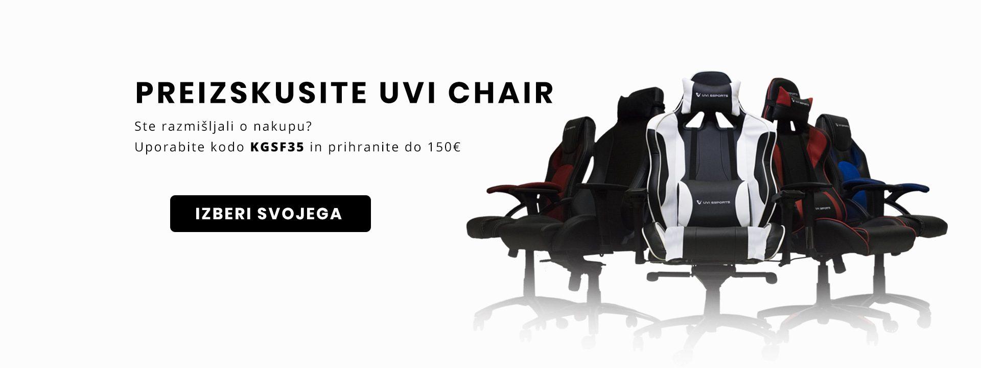 Testiraj UVI Chair na StarFallu