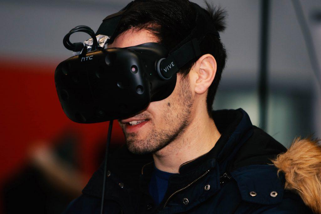 VR v gamingu
