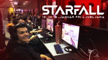 StarFall 2 je velik lanparty od pByte