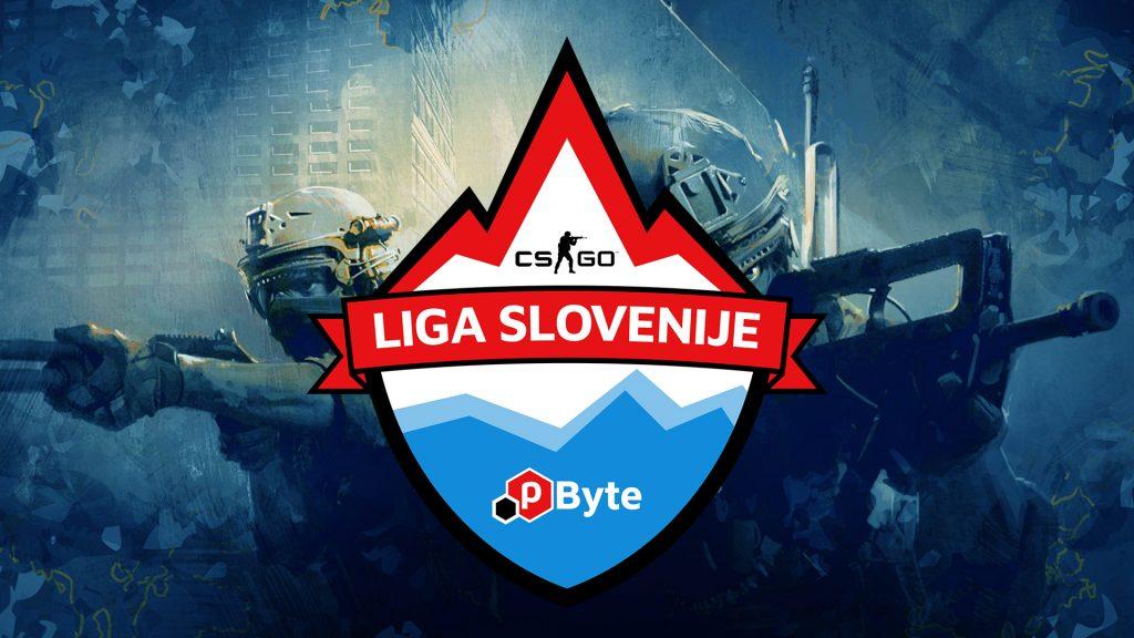 CSGO liga Slovenije