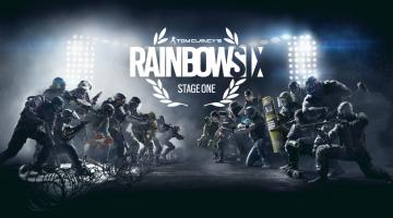 pByte Rainbow Six Stage One turnir