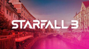 StarFall 3 gaming dogodek